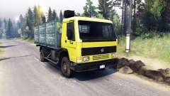 Volvo FL7 pour Spin Tires