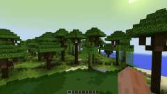 Biomes O Plenty [1.7.2] für Minecraft