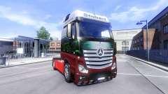 Mercedes-Benz Actros MPIV für Euro Truck Simulator 2