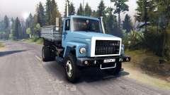 GAZ-3309 für Spin Tires