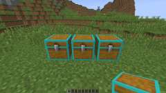 Multi Page Chest [1.8] für Minecraft