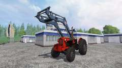 IMT 558 [front loader]