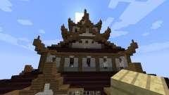 Japanese Castle [1.8][1.8.8] pour Minecraft