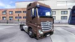 Mercedes-Benz Actros MPIV v1.3 pour Euro Truck Simulator 2