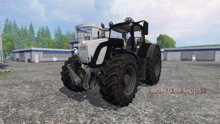 Fendt 924 Vario - 939 Vario [black] für Farming Simulator 2015