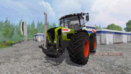CLAAS Xerion 3300 TracVC [washable] v4.2 [full] für Farming Simulator 2015