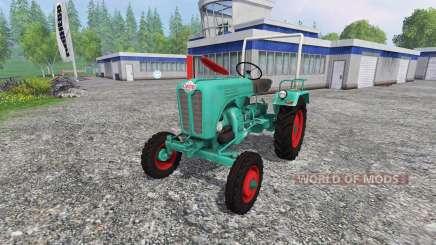 Kramer KLS 140 für Farming Simulator 2015