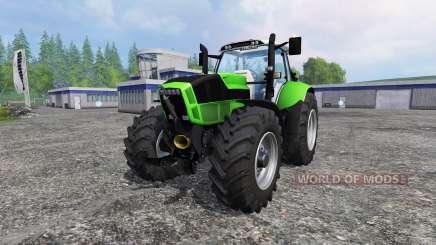Deutz-Fahr Agrotron 630 TTV pour Farming Simulator 2015