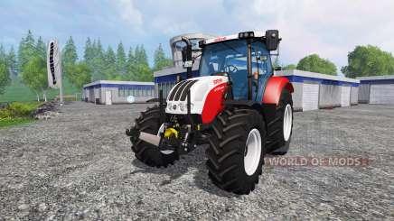Steyr Profi 4130 CVT für Farming Simulator 2015