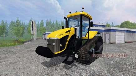 Caterpillar Challenger MT765B v2.1 pour Farming Simulator 2015