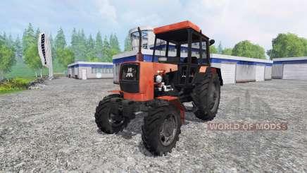UMZ-8240 pour Farming Simulator 2015