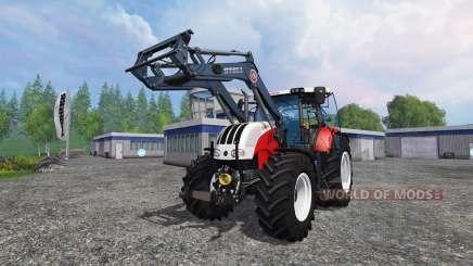Steyr CVT 6230 v1.2 für Farming Simulator 2015