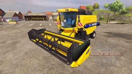 New Holland TC5070 v1.3 pour Farming Simulator 2013