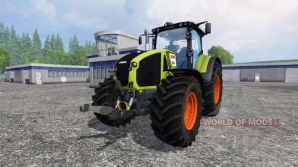 CLAAS Axion 950 v2.0 pour Farming Simulator 2015