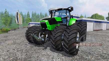 Deutz-Fahr Agrotron X 720 Ploughing Spec pour Farming Simulator 2015