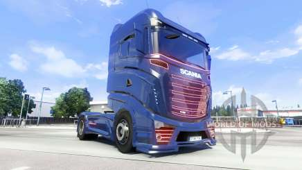 Scania R1000 Concept v2.2 für Euro Truck Simulator 2