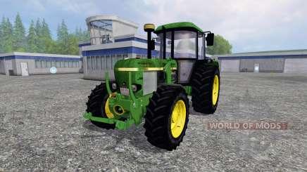 John Deere 3650 FL v2.0 pour Farming Simulator 2015