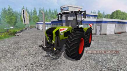CLAAS Xerion 3300 TracVC [washable] v5.0 für Farming Simulator 2015