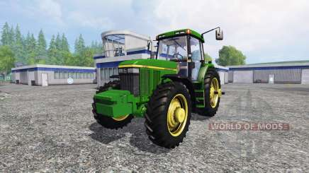 John Deere 7810 USA Edition pour Farming Simulator 2015