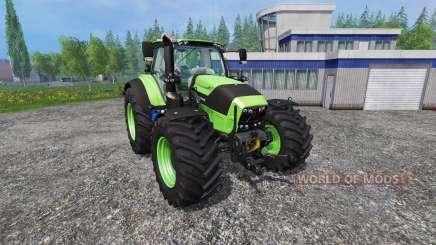 Deutz-Fahr Taurus v1.1 für Farming Simulator 2015