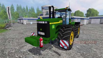 John Deere 9420 für Farming Simulator 2015