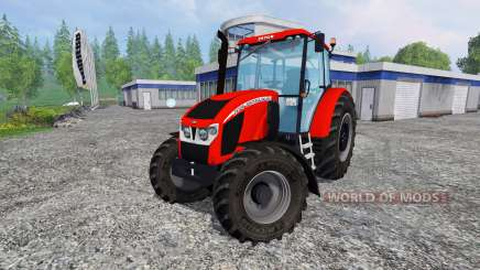 Zetor Forterra 100 HSX and 140 HSX für Farming Simulator 2015