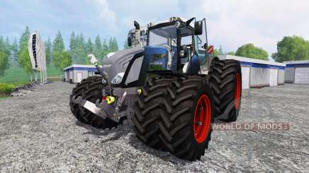 Fendt 828 Vario Black Beauty v2.0 für Farming Simulator 2015