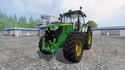 John Deere 7200R v2.0 für Farming Simulator 2015