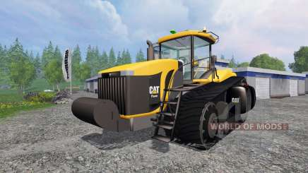 Caterpillar Challenger MT865B v1.2 pour Farming Simulator 2015