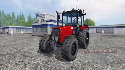 MTZ-892 v1.1 für Farming Simulator 2015