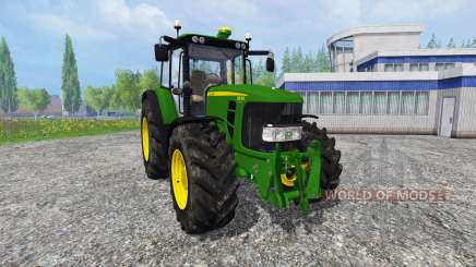 John Deere 6930 Premium FL [fixed] pour Farming Simulator 2015