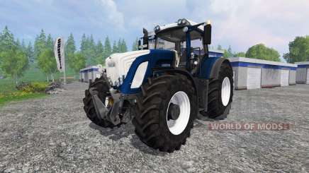 Fendt 924 Vario - 939 Vario [blue] für Farming Simulator 2015