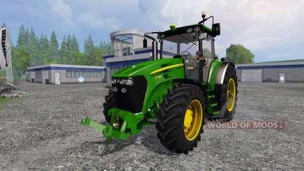 John Deere 7730 v2.5 [Fixed] für Farming Simulator 2015