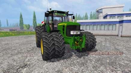 John Deere 6830 v1.1 für Farming Simulator 2015