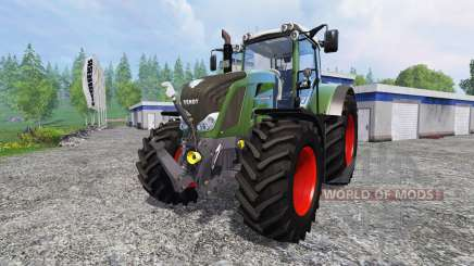Fendt 828 Vario [fixed] für Farming Simulator 2015