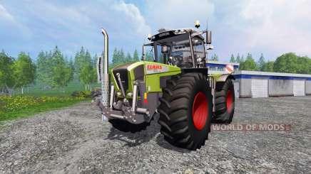 CLAAS Xerion 3800 Trac VC v2.0 für Farming Simulator 2015
