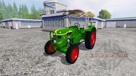 Deutz-Fahr D40 pour Farming Simulator 2015