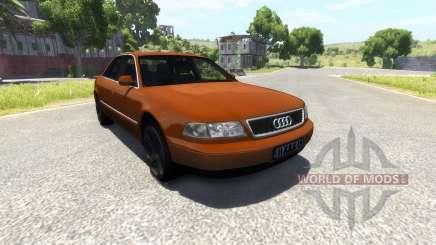 Audi A8 für BeamNG Drive