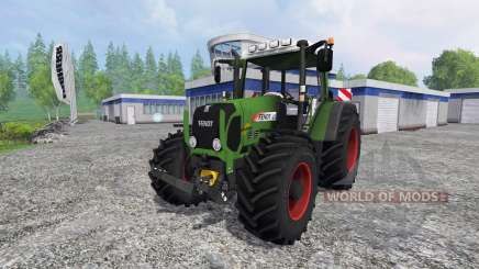 Fendt 414 Vario TMS v3.0 pour Farming Simulator 2015