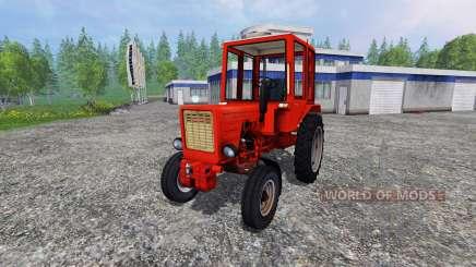 T-25A v2.0 pour Farming Simulator 2015