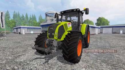 CLAAS Axion 850 v5.0 pour Farming Simulator 2015
