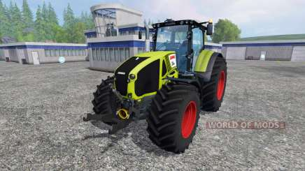 CLAAS Axion 950 v1.1 pour Farming Simulator 2015