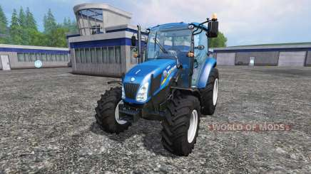 New Holland T4.65 4WD v2.0 für Farming Simulator 2015
