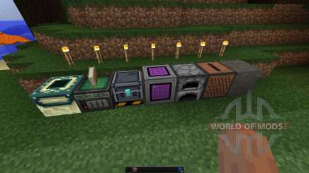 Aeon Extension Patch Vanilla [1.8][1.8.8] für Minecraft