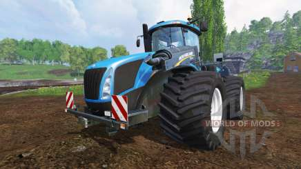 New Holland T9.560 supersteer pour Farming Simulator 2015