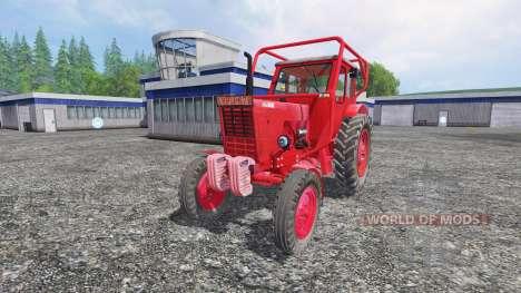 МТЗ-50 rouge edition pour Farming Simulator 2015