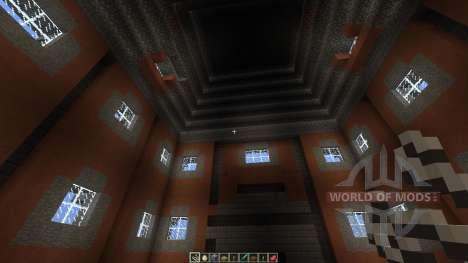 005 Cubic town house für Minecraft