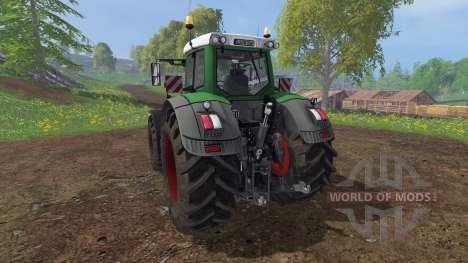 Fendt 936 Vario v3.0 pour Farming Simulator 2015