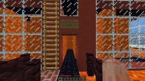 Hell Maze pour Minecraft