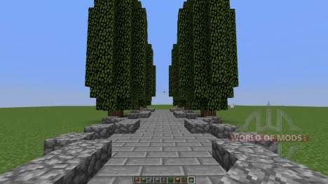 Karneela abbey pour Minecraft